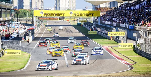顶级赛道拥抱顶级赛事 ctcc上海国际赛车场